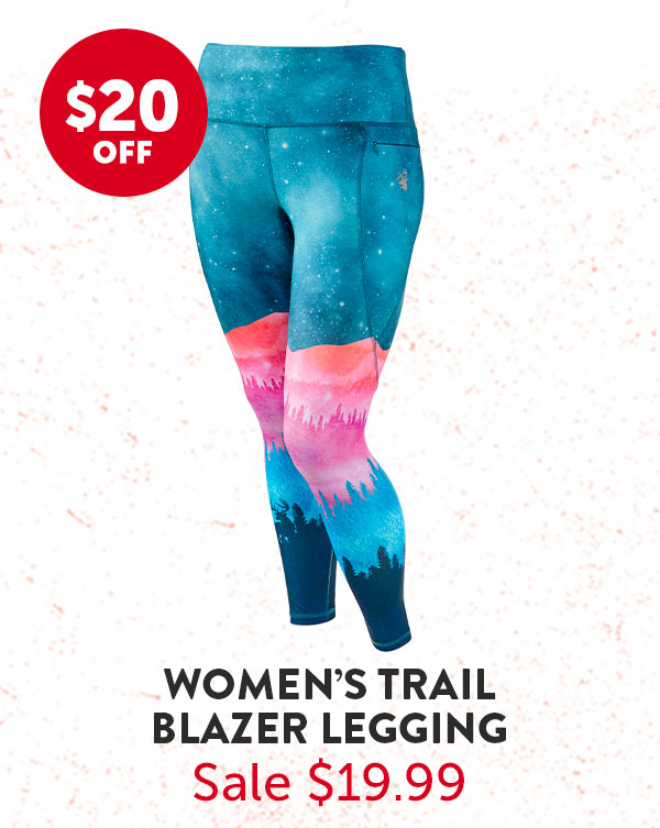 Women's Trail Blazer Leggings