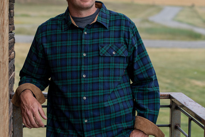 78fc6416315b59 Nothing beats the effortless comfort of a long-sleeve flannel shirt...especially  one built with 100% Brushed Cotton Flannel. Made to feel and fit RIGHT from  ...