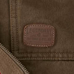 Tough as Buck leather patches and trims
