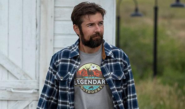 Men's Legendary® Flannel Shirt