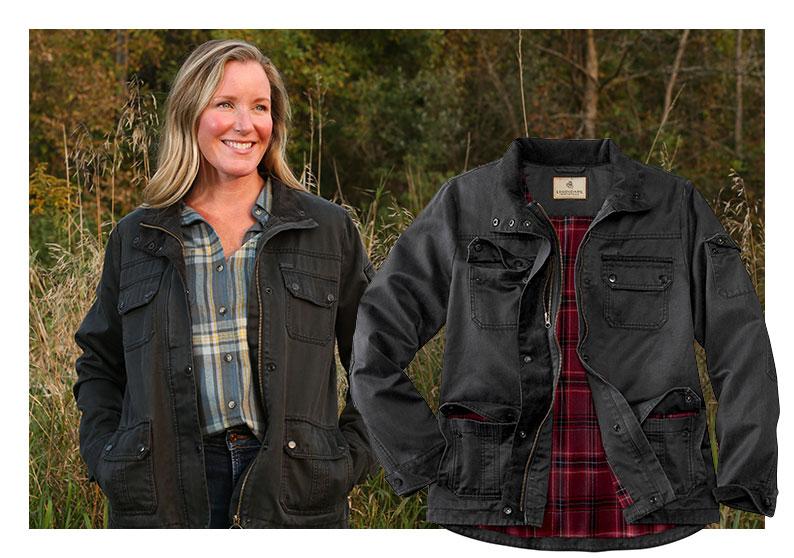 Women's Field Guide Jacket