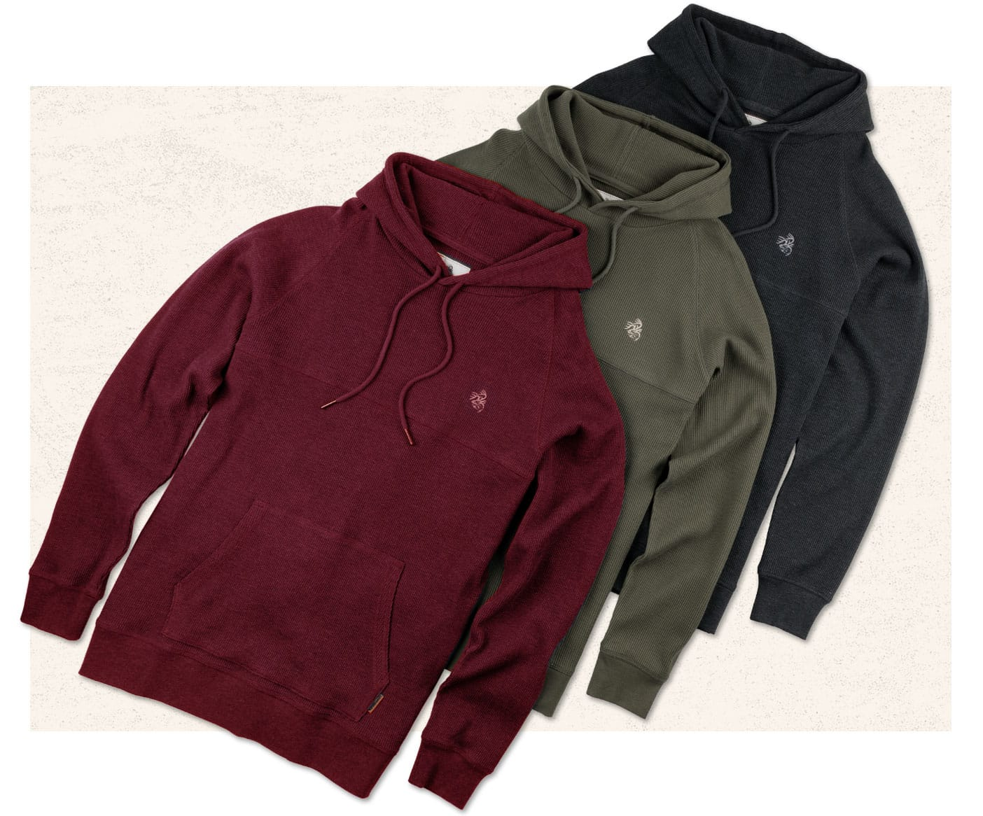 Men's Compound Thermal Hoodie
