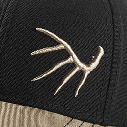 Antler Shed Embroidery