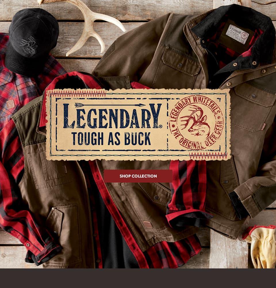 Tough As Buck