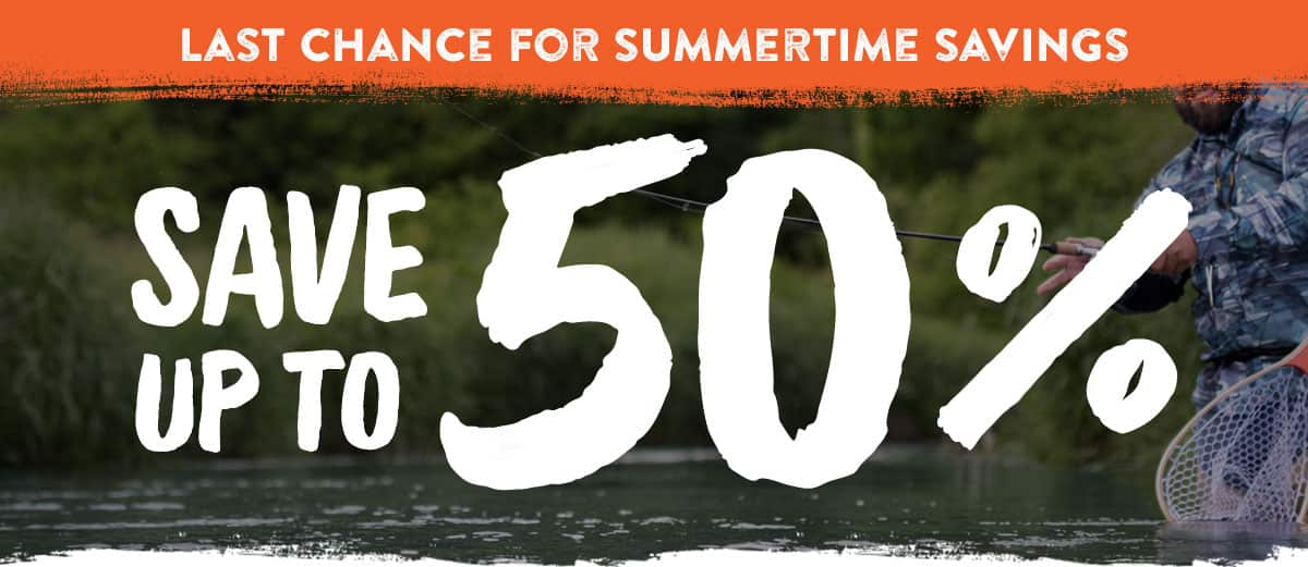 Legendary Whitetails Summertime Savings