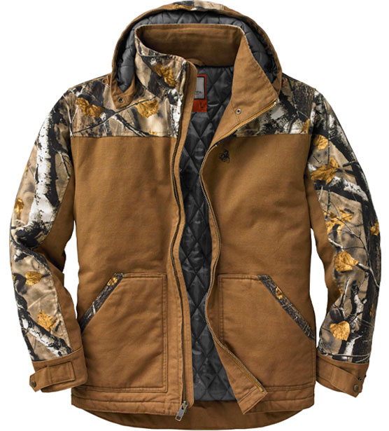 Men's Big Game Canvas Cross Trail Jacket