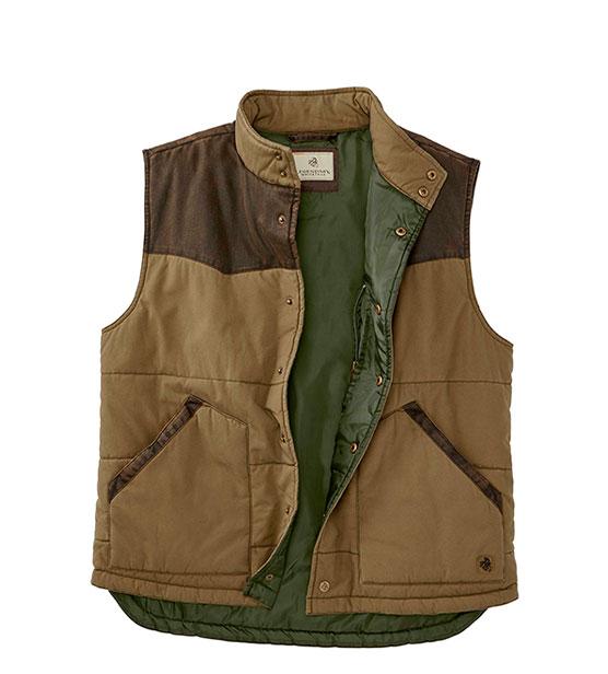 Men's Longhorn Rachers Vest