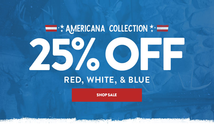 Americana Collection Sale
