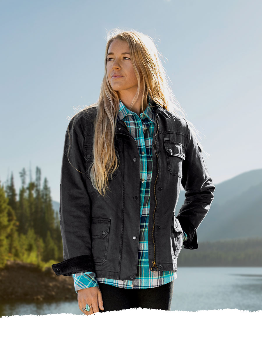 Women's Field Guide Jacket