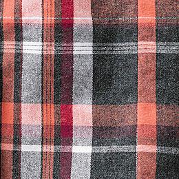 Classic plaid flannel design
