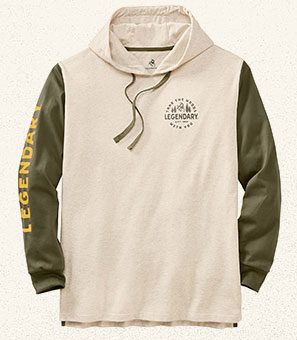 Men's Backcountry Hooded Sweatshirt