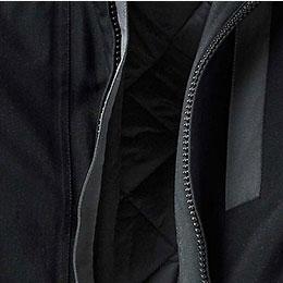 Two interior zipper pockets