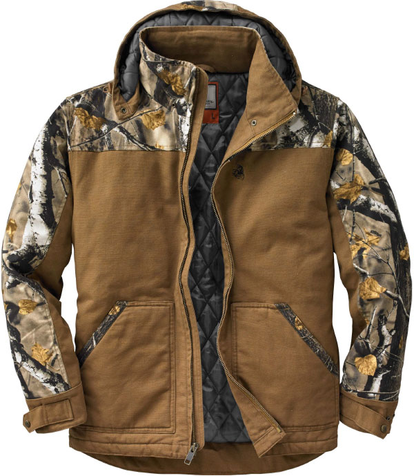 Men's Big Game Canvas Cross Trail Jacket