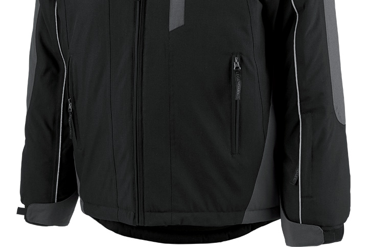 Breathable and water-resistant