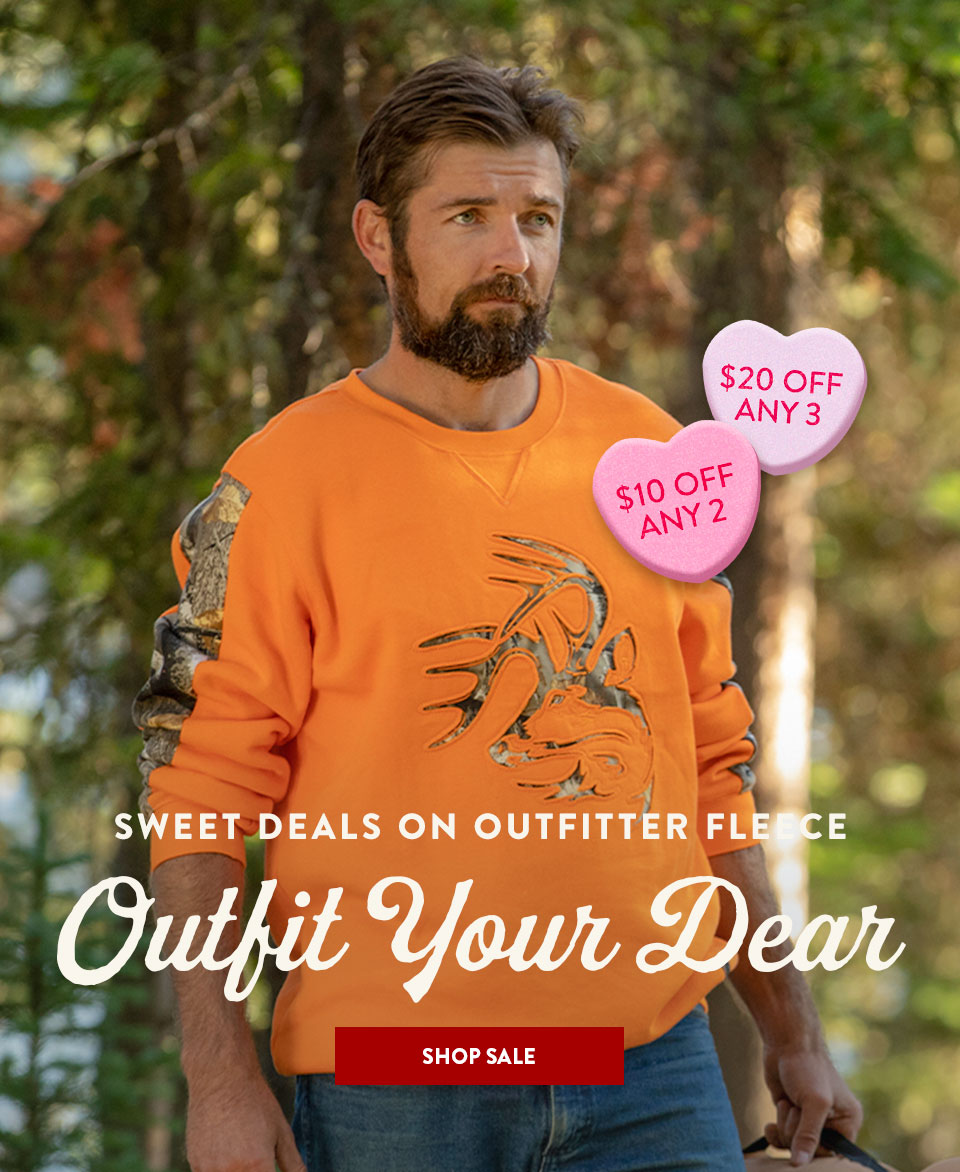 Men's Crew Outfitter Fleece