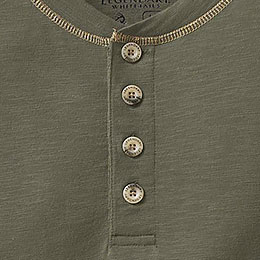 four button placket