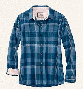 Women's Legendary Flannel Shirt
