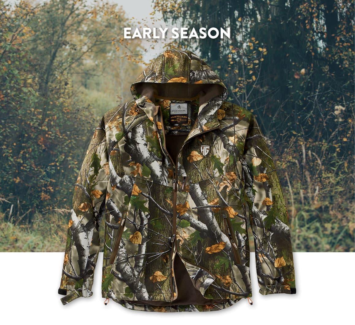 Men's Huntguard Hunting Jacket