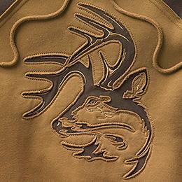 Cut out Signature Buck logo