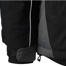 Adjustable cuffs and waist