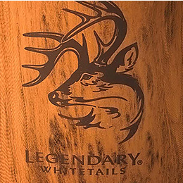 Featured Legendary® Buck Logo