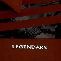Reflective Legendary® branding