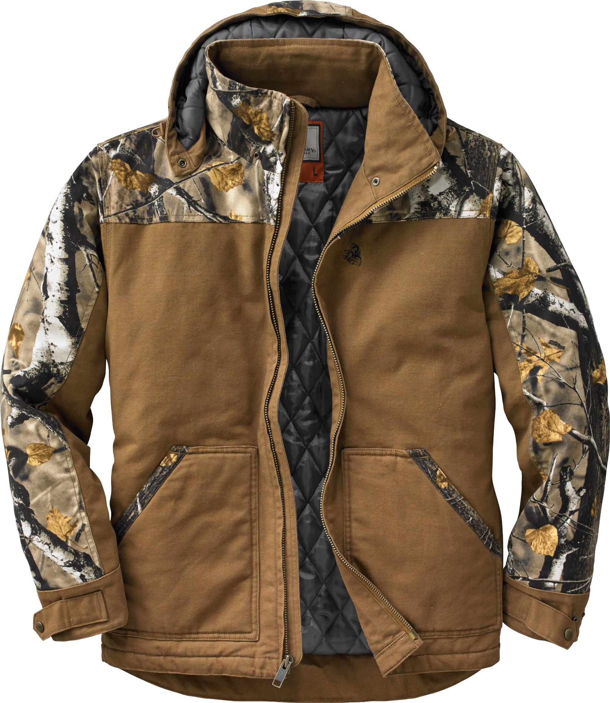 Canvas Cross Trail Workwear Jacket | Legendary Whitetails