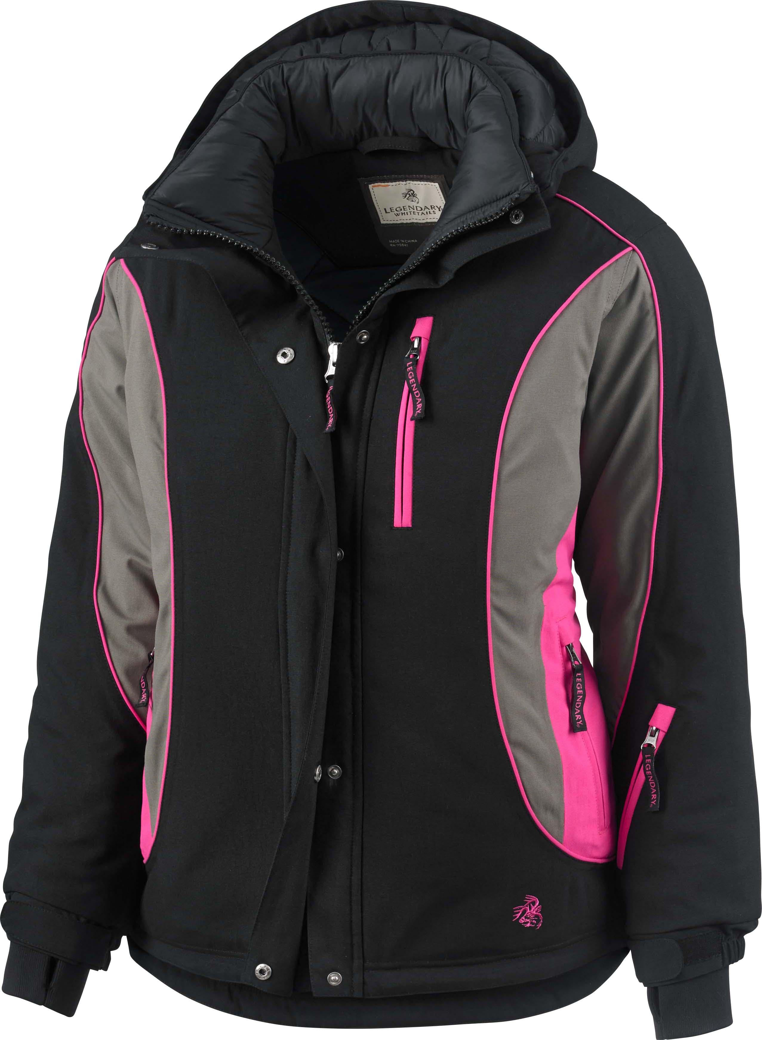 Ladies Polar Trail Pro Series Jacket Legendary Whitetails