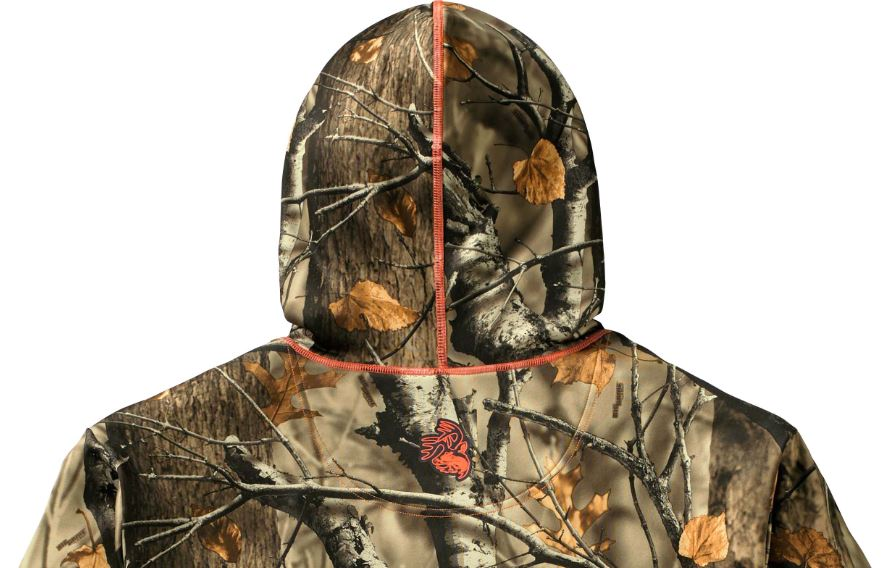 Men S Big Game Camo Mudder Hoodie Legendary Whitetails