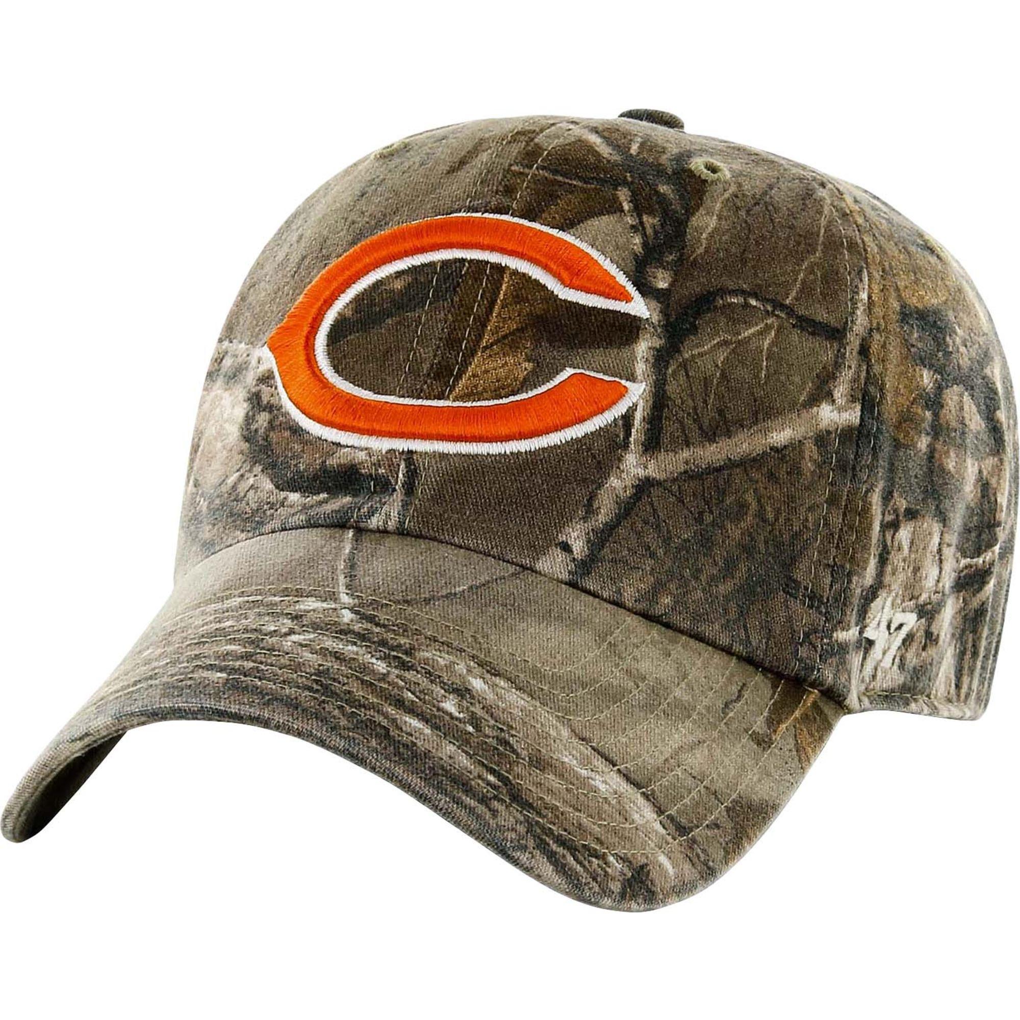 391bb41ef NFL Realtree Camo Clean Up Cap ...