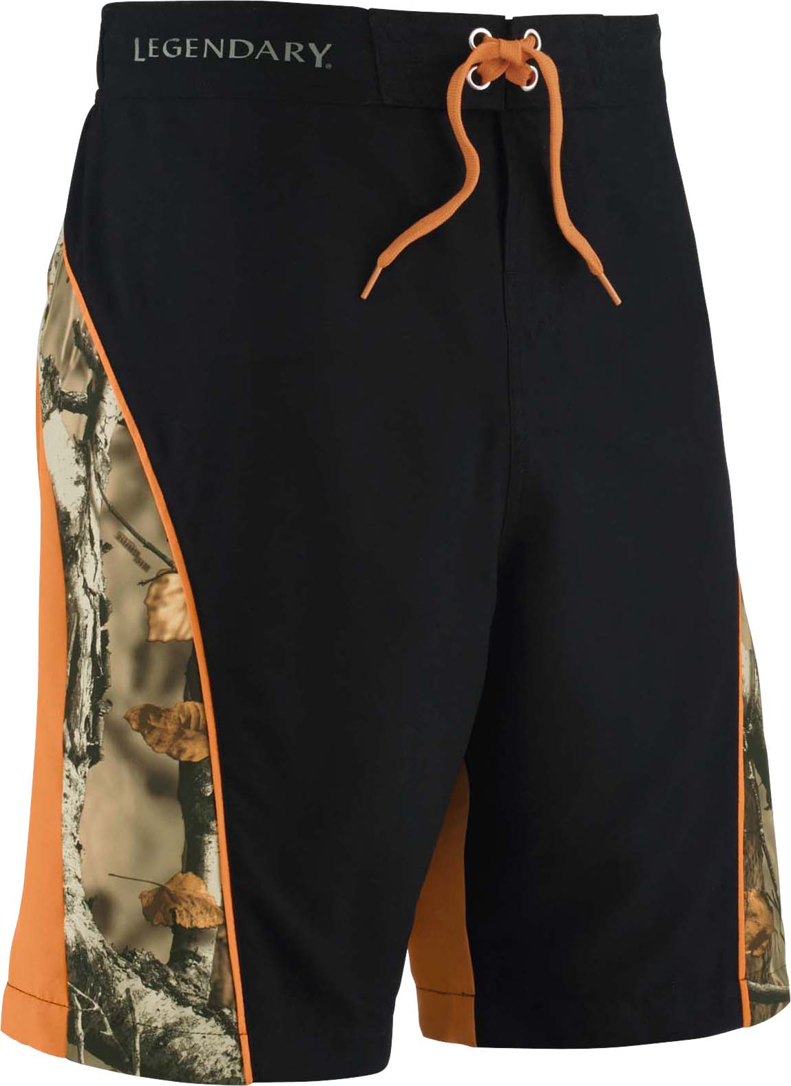 43dd11ea57 ... Men's Shoreline Big Game Camo Swim Trunks ...