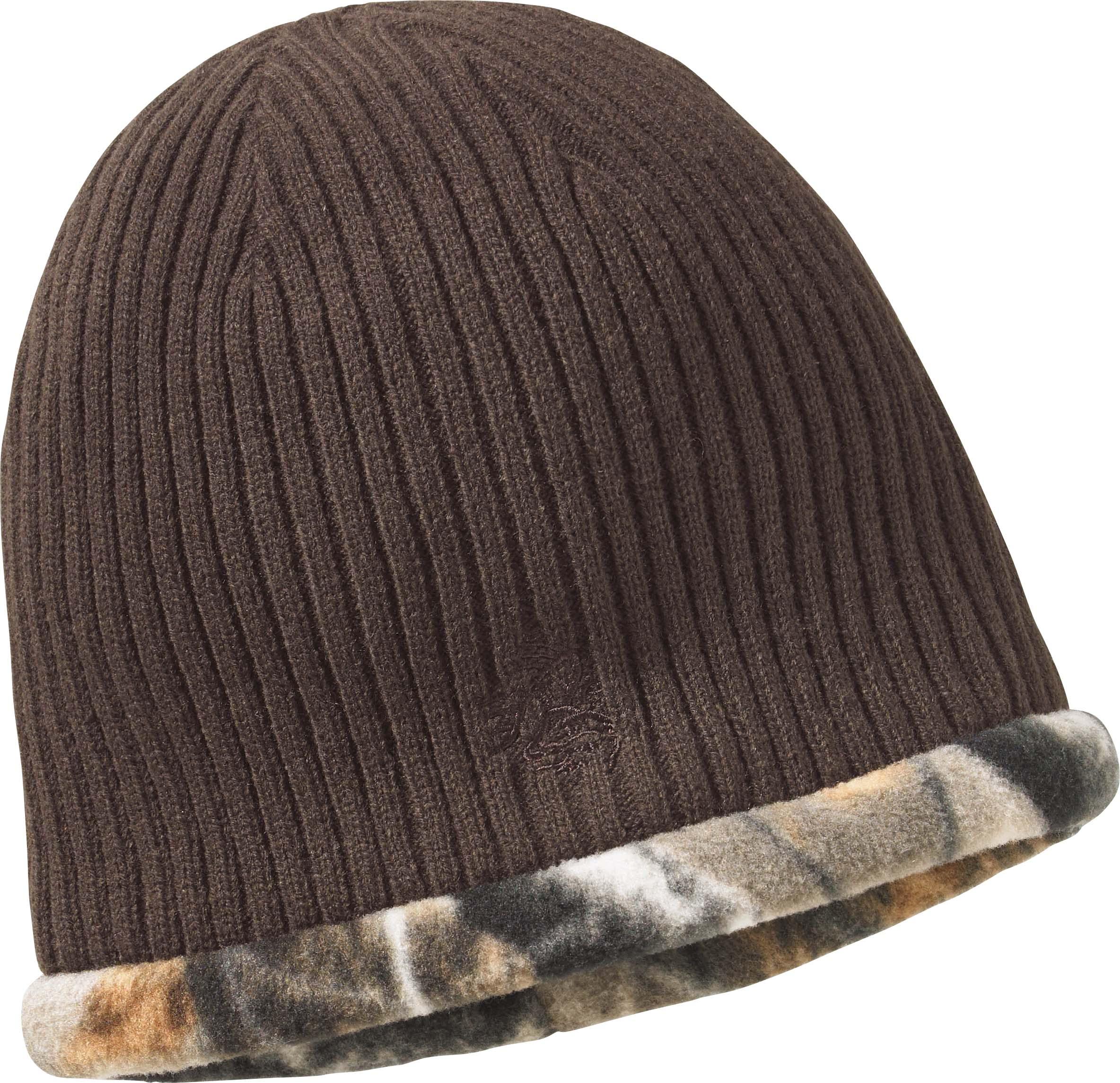 b51404d8f35 Men s Trophy Buck Reversible Knit Camo Hat ...