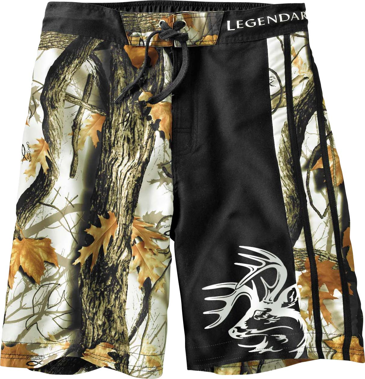 474d0b60d7 Lakeside Swim Shorts | Legendary Whitetails