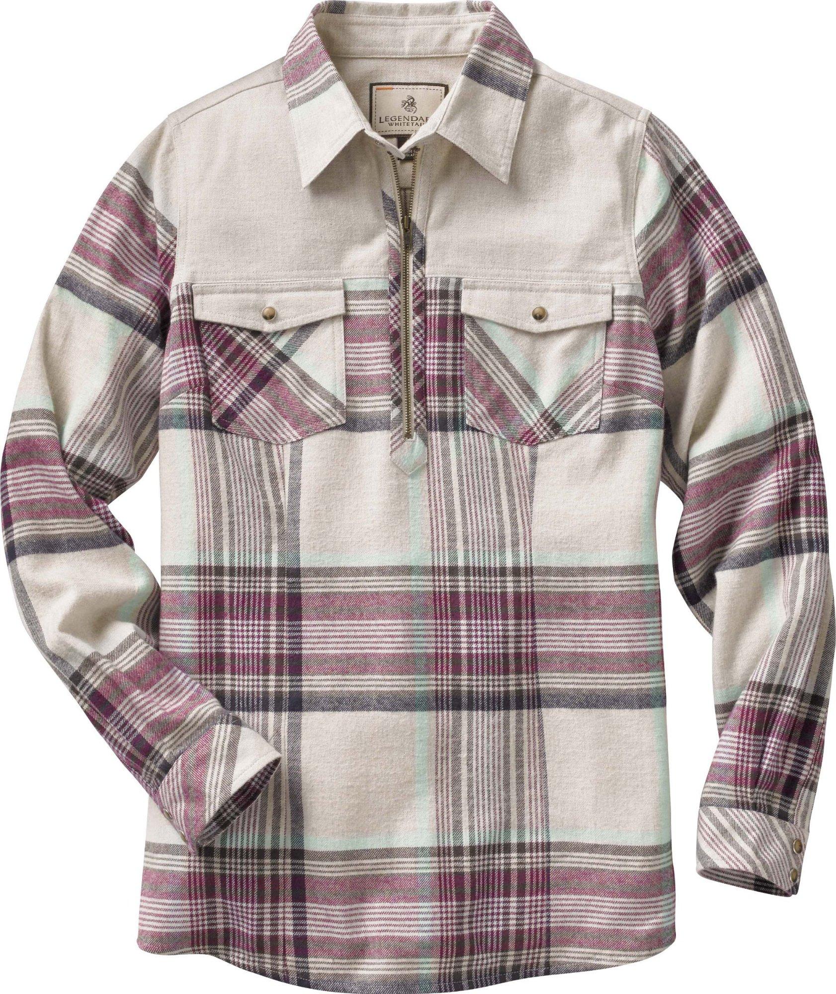 72598d43336 Women s Delta Flannel Shirt