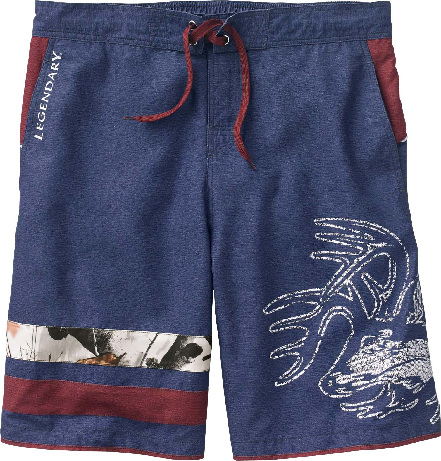 d326ddfc24 Mens Freedom Swim Trunks | Legendary Whitetails